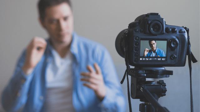 Personal branding - contenu vidéo
